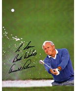 8 x 10 Autographed Photo of Arnold Palmer RP - $7.99