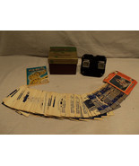 Vintage 1950s-60s SAWYER Viewmaster Stereoscope... - $127.39