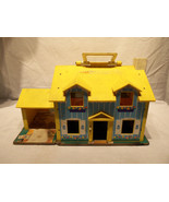 Vintage Fisher Price Little People 952 Play Fam... - $48.95
