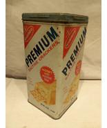 Vintage 1969 NABISCO PREMIUM SALTINE CRACKERS B... - $29.39