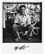 8 X 10 Autographed Photo of Dustin Hoffman RP - $8.00