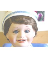 This Little Piggy New Porcelain Doll By Georget... - $19.95