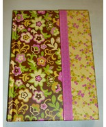 SPARKY & MARIE PINK CHOCOLATE FLORAL MAGNETIC C... - $13.99