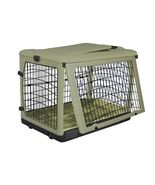 Pet Gear The Other Door Steel Dog Crate with Pl... - $155.94