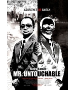 MR UNTOUCHABLE Movie Poster NICKY BARNES 2' x 3... - $199.99