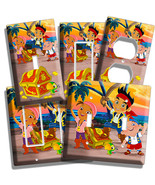 NEW JAKE AND NEVERLAND PIRATES LIGHT SWITCH OUT... - $7.99 - $16.79