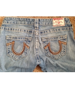 EUC True religion bobby earth rainbows extremel... - $80.00