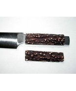 SAMBAR STAG POLYKLONE ™® KNIFE MAKING SCALES 3.... - $10.95