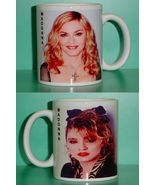 Madonna 2 Photo Designer Collectible Mug 06 - $14.95