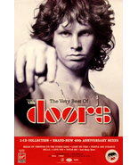 The Doors * THE VERY BEST OF * Music Poster 2' ... - $40.00