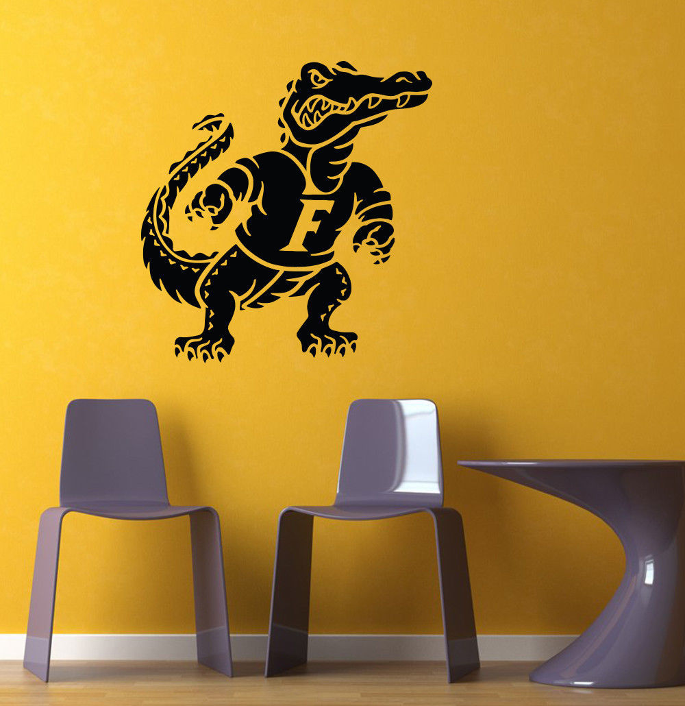 sports wall decals nz color the walls of your house sports wall decals nz sports logo team emblem florida gators da2869