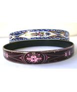 2 Vintage Michaela Wille Frey Bracelets Pink Bl... - $30.00
