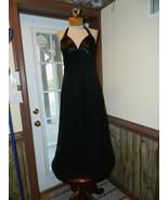 Eureka size Medium Black Prom Pageant Cruise dr... - $34.99