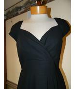 Maggy Boutique size 4, Black cocktail evening d... - $29.99