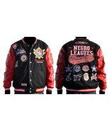 Negro League Wool Varsity Jacket Negro League V... - $133.94