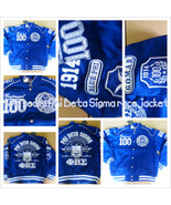 Phi Beta Sigma 100 YEAR Centennial Blue White f... - $84.87 - $108.48