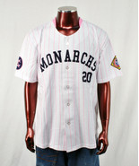 Womens pink short sleeve Negro league baseball ... - $45.99