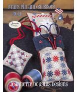 Stars Pin and Scissors Roll Kit patriotic cross... - $34.20