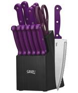 Ginsu Essential Series 14-Piece Knife Set Purpl... - $70.59