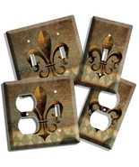 FLEUR DE LIS MEDIEVAL DESIGN LIGHT SWITCH OUTLE... - $7.99 - $15.99