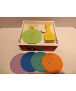 Vintage 1971 Fisher Price Music Box Record Play... - $88.19