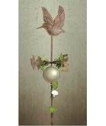 Hummingbird Weathervane Garden Stake - $22.00