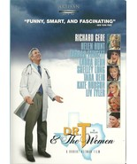 Dr. T And The Women DVD Richard Gere Helen Hunt - $8.98