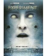 Experiment DVD John Hopkins Georgina French - $8.98