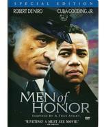 Men Of Honor DVD Cuba Gooding Jr. Robert De Niro - $8.98