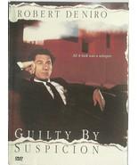 Guilty By Suspicion DVD Robert De Niro Annette ... - $8.98