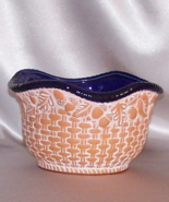 Claire Burke Pottery Terra Cotta Flower Pot Can... - $25.00