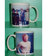 Bon Jovi Jon 2 Photo Designer Collectible Mug 02 - $14.95