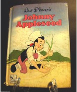 Walt Disney`s Johnny Appleseed – a Story Hour S... - $12.50