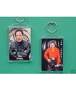 Tom Jones 2 Photo Designer Collectible Keychain 02 - $9.95
