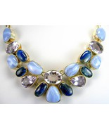 Blue Lace Agate with Kyanite and Lilac Amethyst... - $333.12
