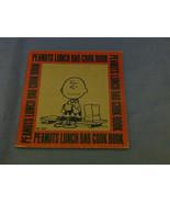 Vintage 1970 Peanuts Charlie Brown Lunch Bag Co... - $9.99