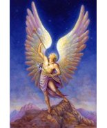 Archangel Uriel and Gabriel Inspiration Empower... - $15.00