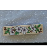 Climbing Roses, Flower Stamp, Hero Arts F866, L... - $4.99