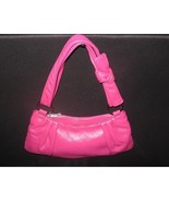 STEVE MADDEN Pink Handbag Purse Shoulder Bag Fa... - $8.00