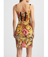 NWT $188 MARCIANO GUESS Corset Dress Bustier Fl... - $125.10