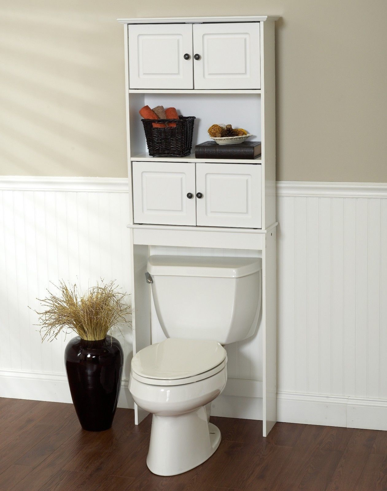 two cabinet bathroom spacesaver over toilet space saver storage bath