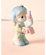 Precious Moments Christmas ornament Jack in the... - $5.99