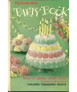 Foodarama Party Book by Kelvinator 1959 vintage... - $8.00