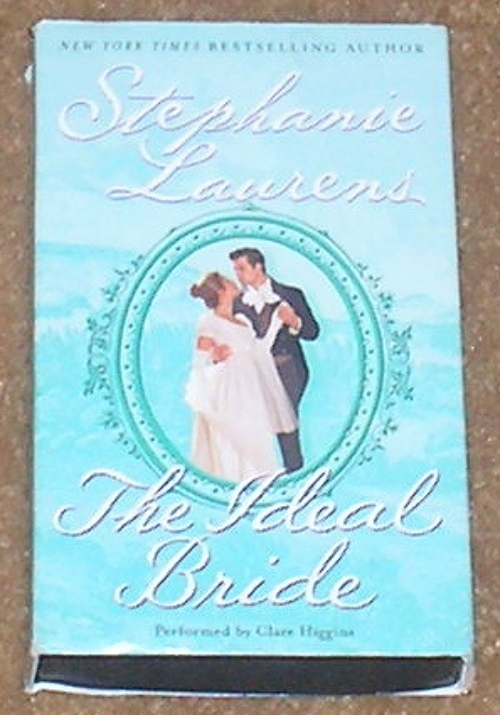 The Ideal Bride - Stephanie Laurens Audiobook ISBN 006058503