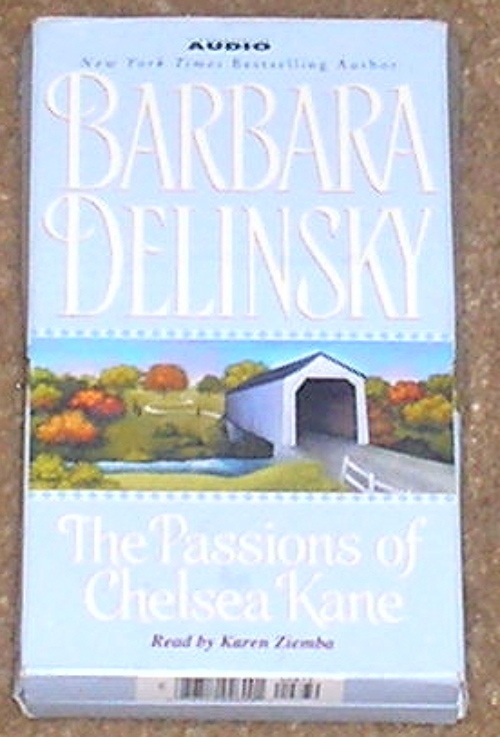 The Passions of Chelsea Kane - Barbara Delinsky Audiobook IS