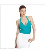 NEW GUESS BY MARCIANO Audlin Bodysuit Sleeveles... - $36.75