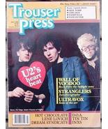 Trouser Press Magazine TP 87 Wall of Voodoo, St... - $6.99