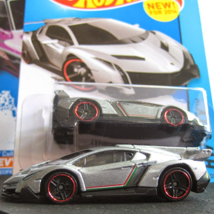 2014 Hot Wheels Lamborghini Veneno