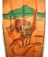 New Zealand Derek Souvenir Linen Towel Never Used - $12.99