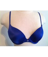Maidenform Self Expressions Blue Padded Bra Siz... - $15.00